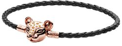 Pandora Moments Single leren armbanden
