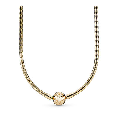 Gouden collier - Moments collectie