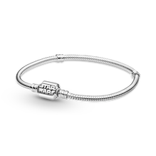 Pandora Moments Star Wars Snake Chain Clasp Bracelet