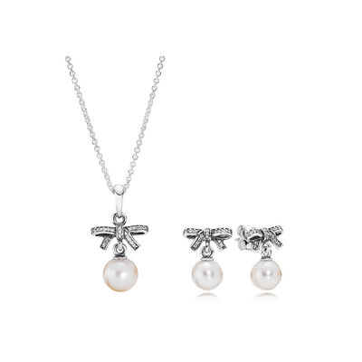 CHRISTMAS PEARL GIFT SET