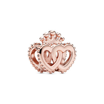 United Regal Hearts Charm