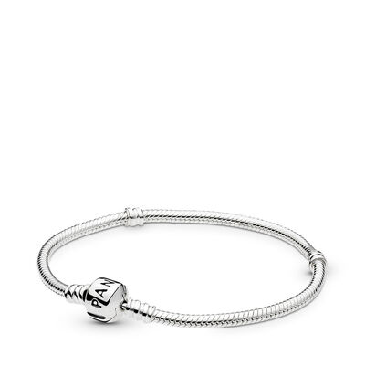 Moments- Zilveren charm armband