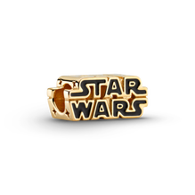 Star Wars Shining 3D Logo Charm