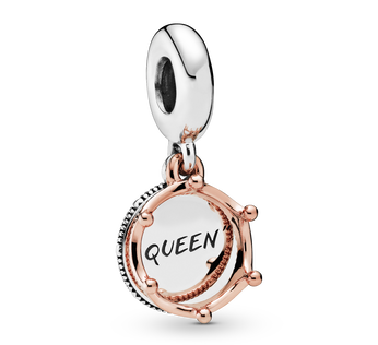 Queen & Regal Crown Hangende Bedel