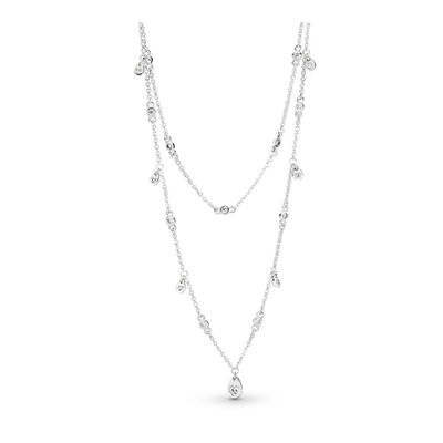 Chandelier Droplets Collier