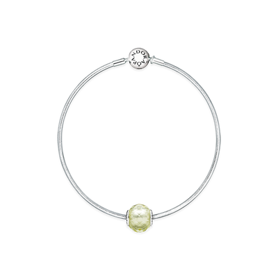 ESSENCE Optimisme Sterling Zilveren Armband