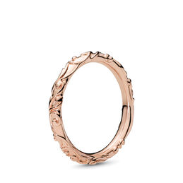Regal Beauty Ring, PANDORA Rose, Geen ander materiaal, Geen kleur, Geen steen - PANDORA - #187690