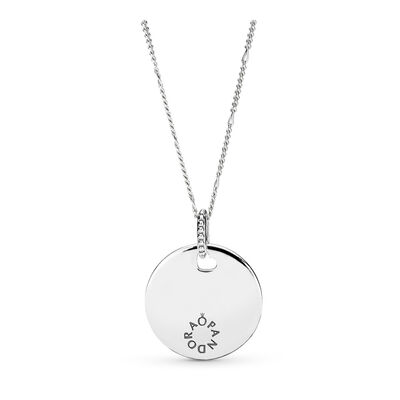 Tribute Pendant Collier