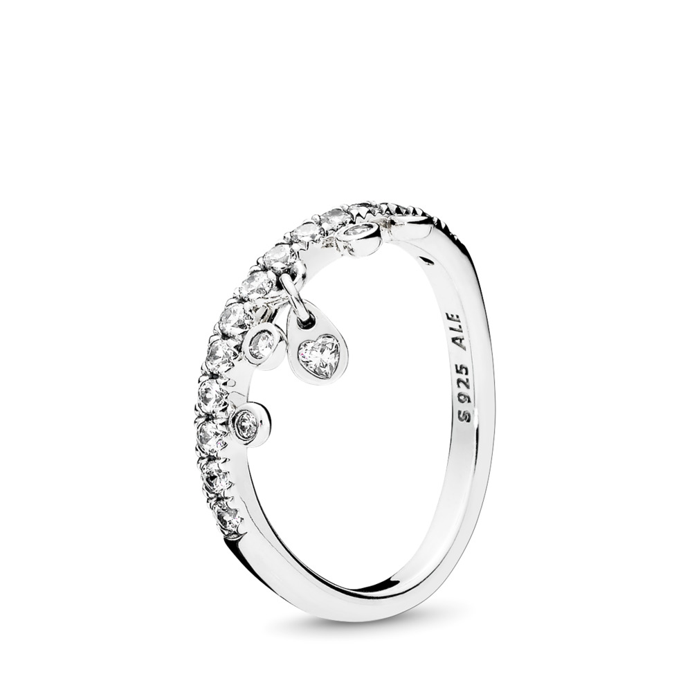 Chandelier Droplets Ring