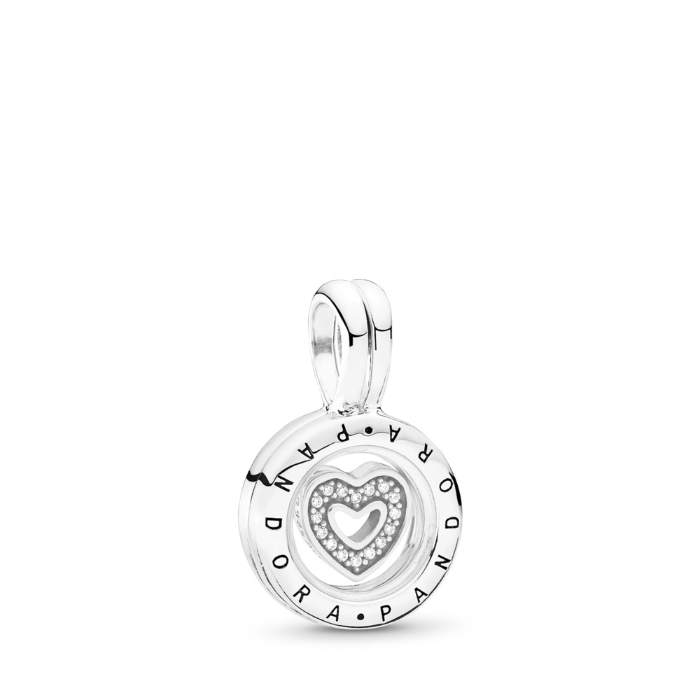 PANDORA Floating Locket